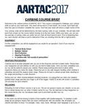 CARBINE COURSE BRIEF