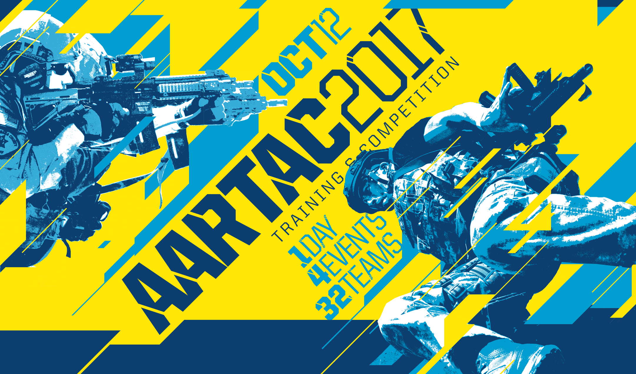 AARTAC2017 Training & Competition graphic